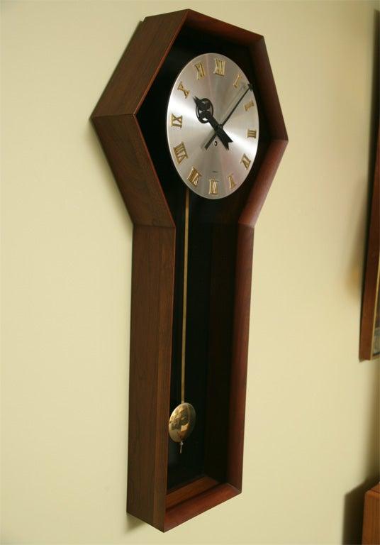 George Nelson Pendulum Clock for Howard Miller 8