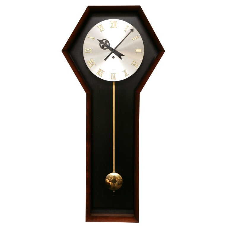 George Nelson Pendulum Clock for Howard Miller