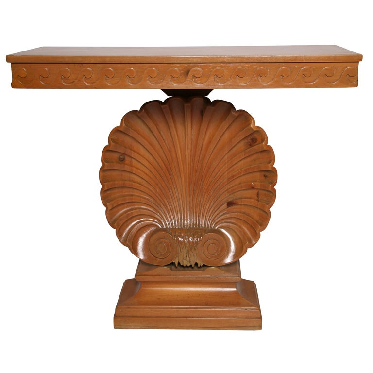 Edward Wormley  Console Table