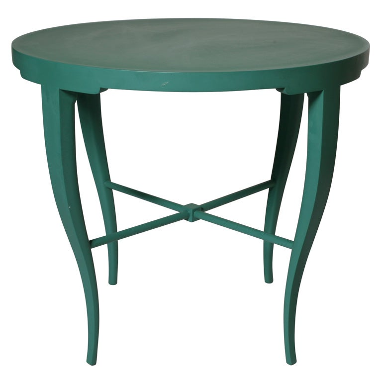 Tommi Parzinger Side Table