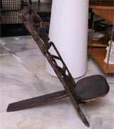 African Birthing Chair image 3