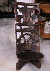 African Birthing Chair image 4