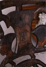 African Birthing Chair image 8