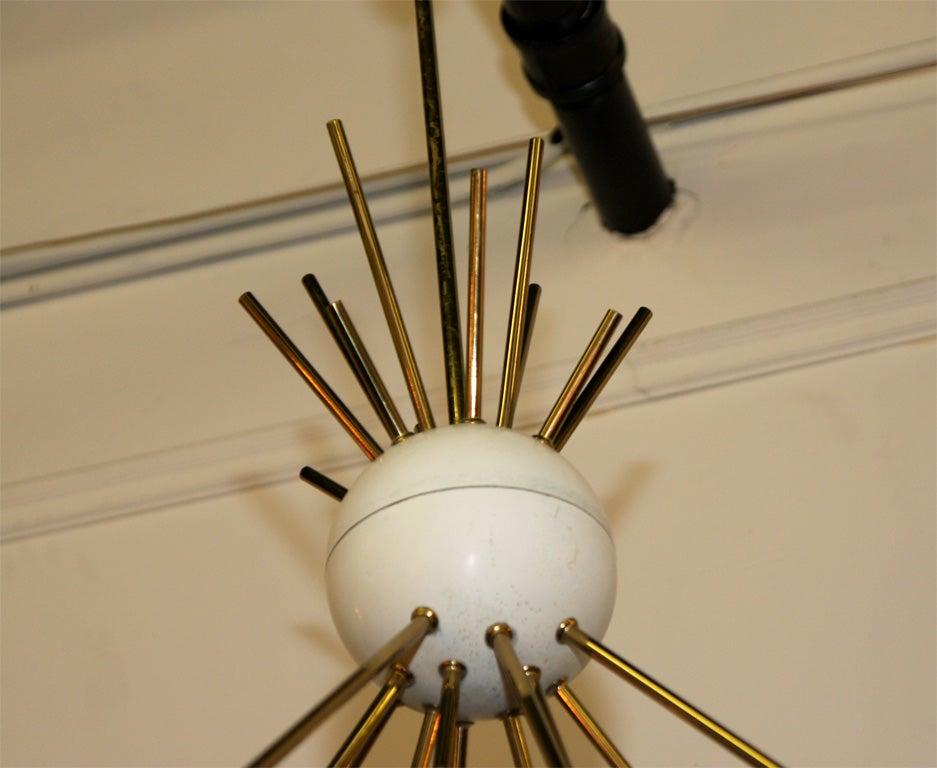 Arredoluce chandelier for sale at 1stdibs for Arredo luce