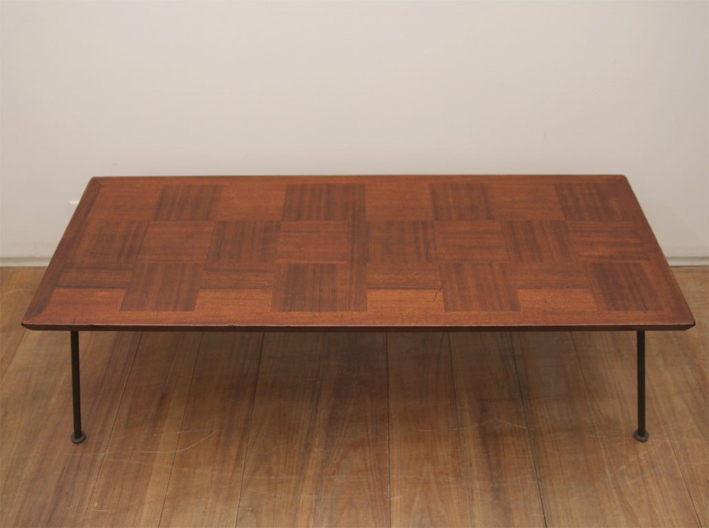 Rare Coffee Table By M Baughman At 1stdibs