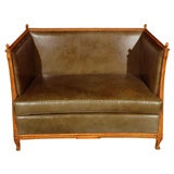 Edwardian Loveseat