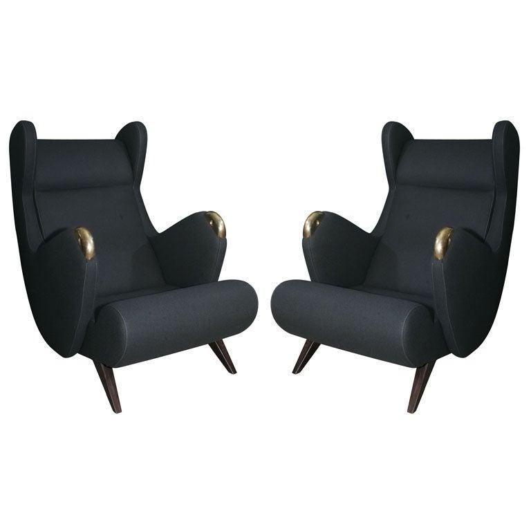 Erton Cadillac Chairs At 1stdibs