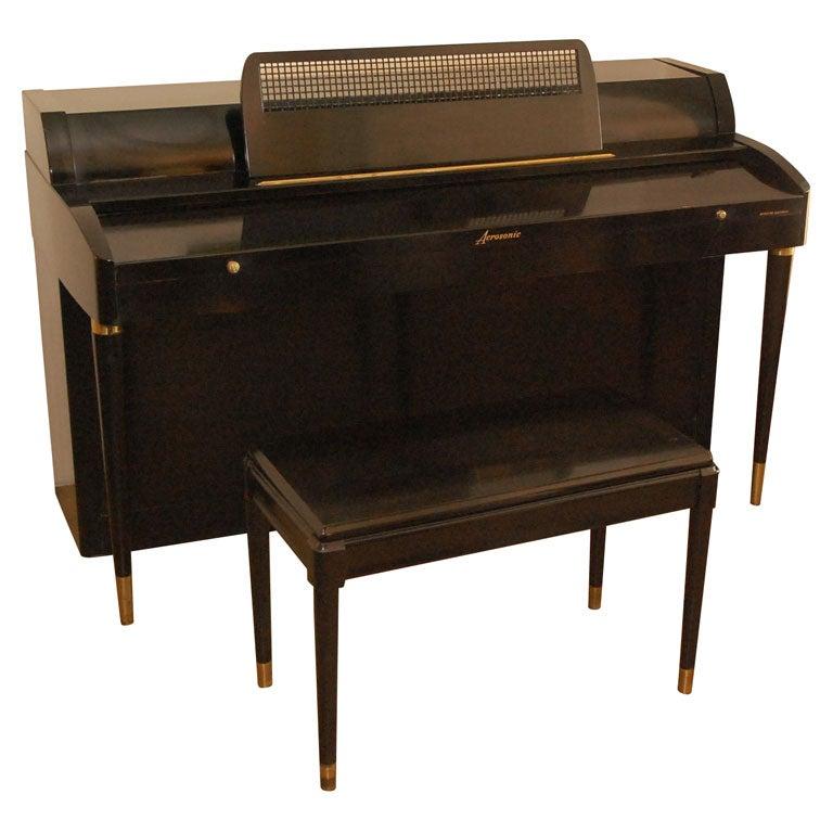 1950's Acrosonic Piano Built By Baldwin at 1stdibs