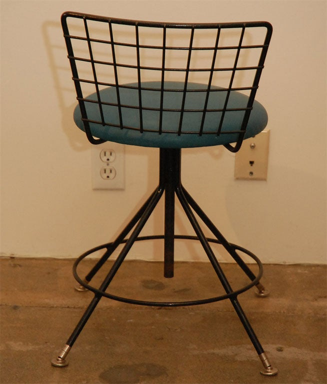 1950 S Swivel Children S Chairs At 1stdibs