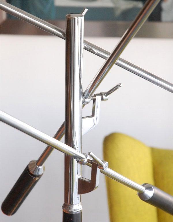 Arteluce  triennale floor lamp by Gino Sarfatti 1