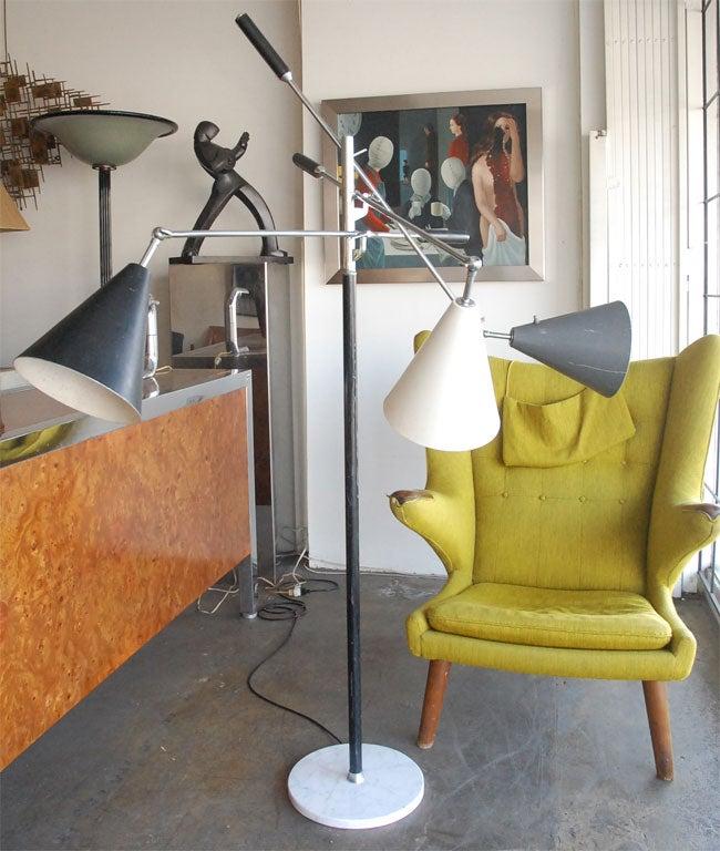 Arteluce  triennale floor lamp by Gino Sarfatti 4