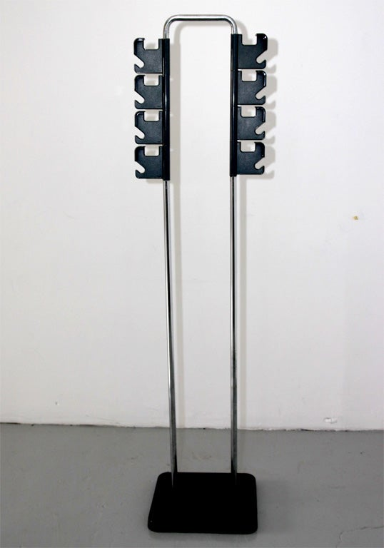 French Coat Rack by Vitrac For Sale