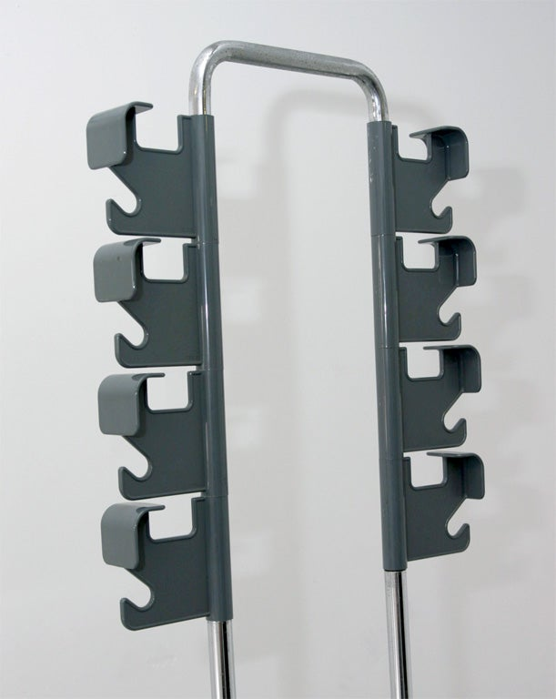 Coat Rack by Vitrac For Sale 2