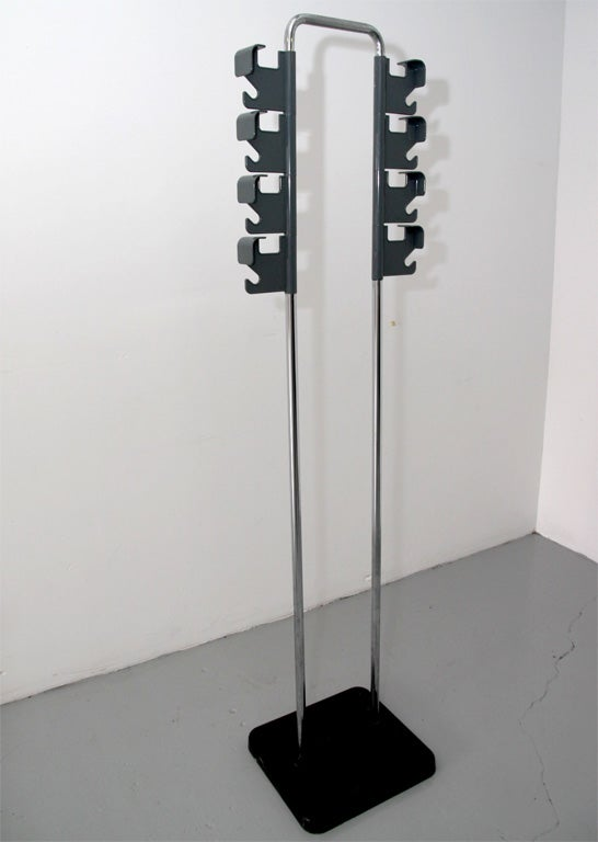 Coat Rack by Vitrac For Sale 3