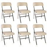 Karl Srinnger  Folding Chairs