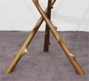 Contemporary  Side Table by Hervé van der Straeten thumbnail 2