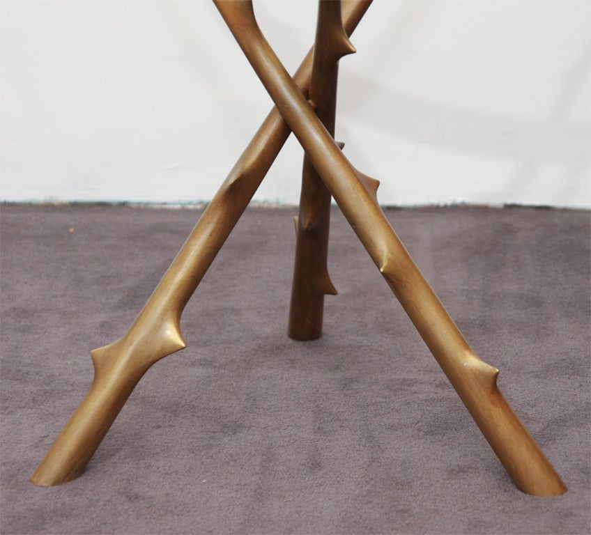 Contemporary  Side Table by Hervé van der Straeten image 2