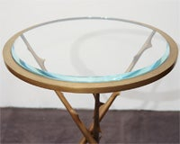 Contemporary  Side Table by Hervé van der Straeten thumbnail 4