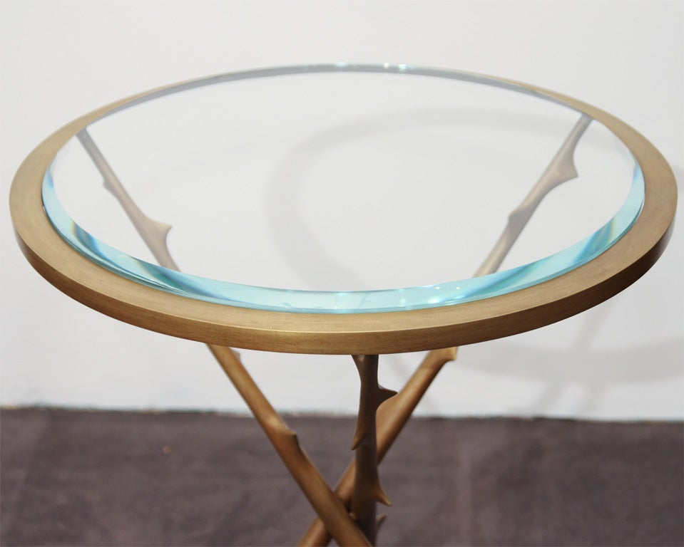 Contemporary  Side Table by Hervé van der Straeten image 4