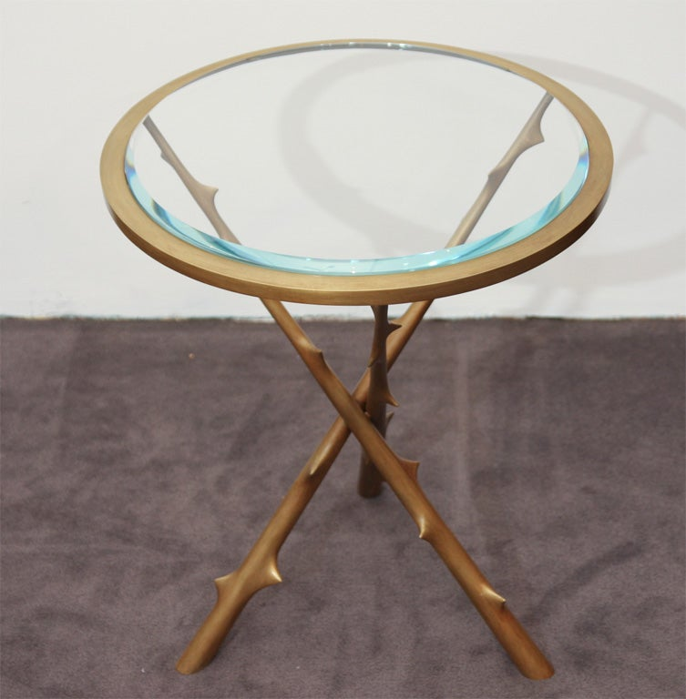 Contemporary  Side Table by Hervé van der Straeten image 5
