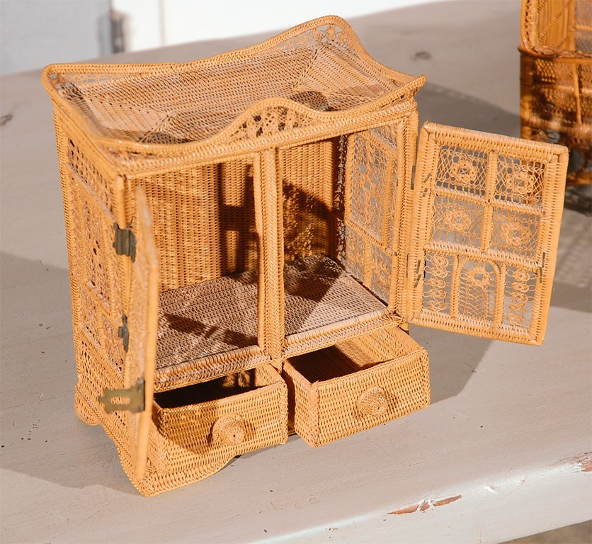 Set Of Doll House Furniture For Sale At 1stdibs