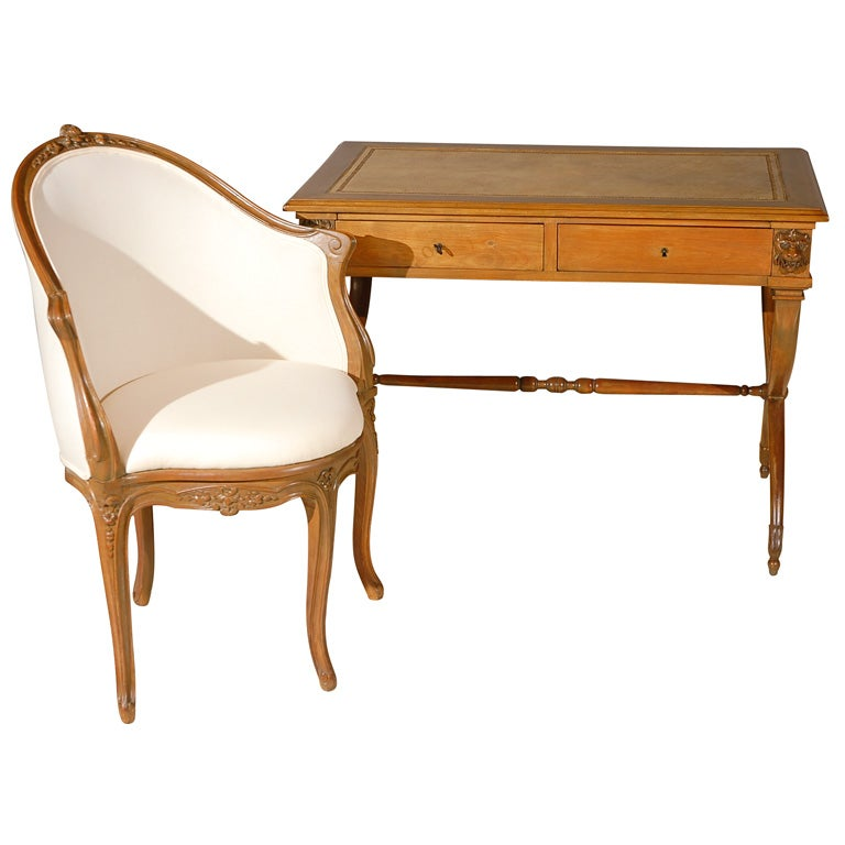 Louis XIV Style Writing Desk