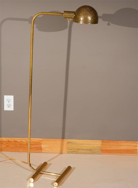 Brass Floor Lamp 2