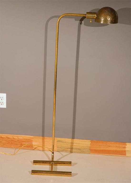 Brass Floor Lamp 5
