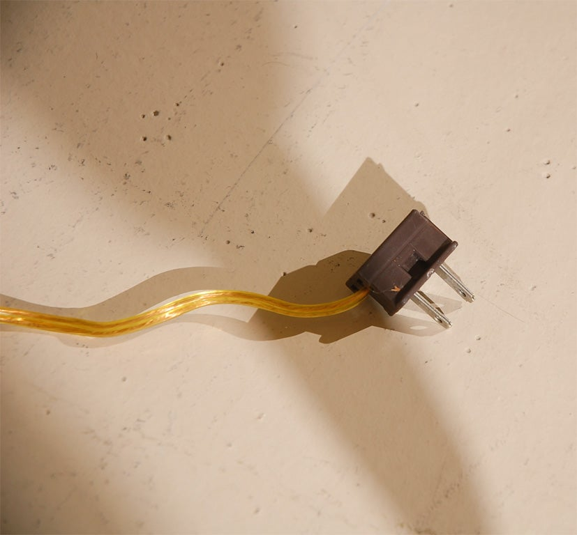 Brass Floor Lamp 6