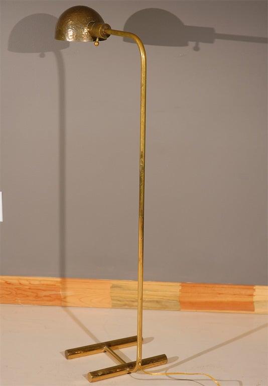 Brass Floor Lamp 7