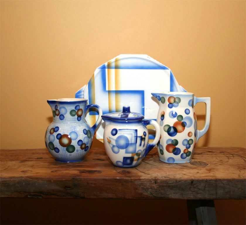 Air Brush Pottery Collection 2