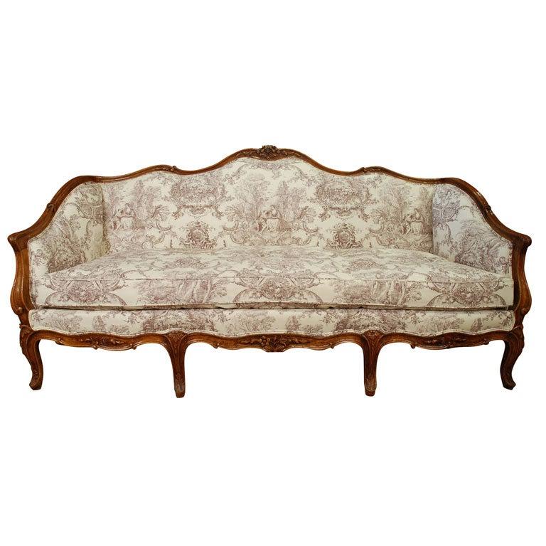 French Settee Sofa