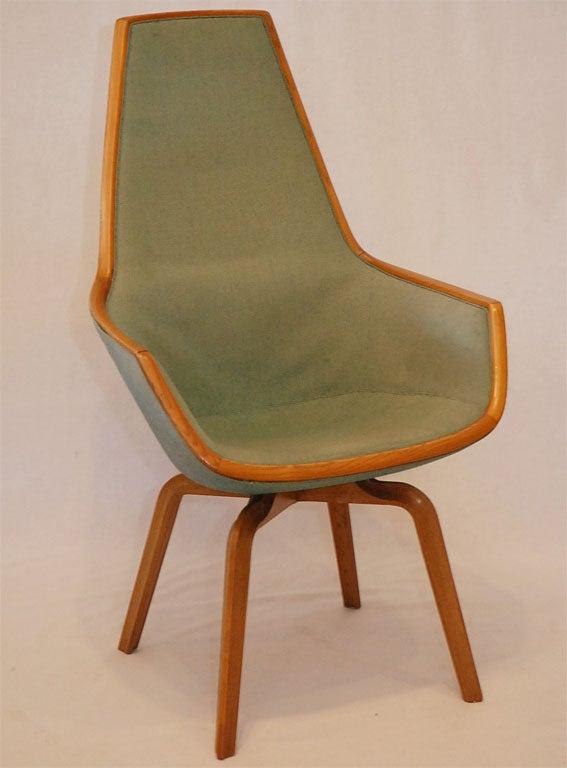 """Arne Jacobsen """"Giraffe"""" Chair For Sale at 1stdibs"""
