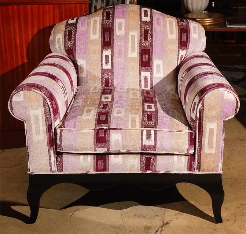 Pair of French Armchairs In Good Condition For Sale In Los Angeles, CA