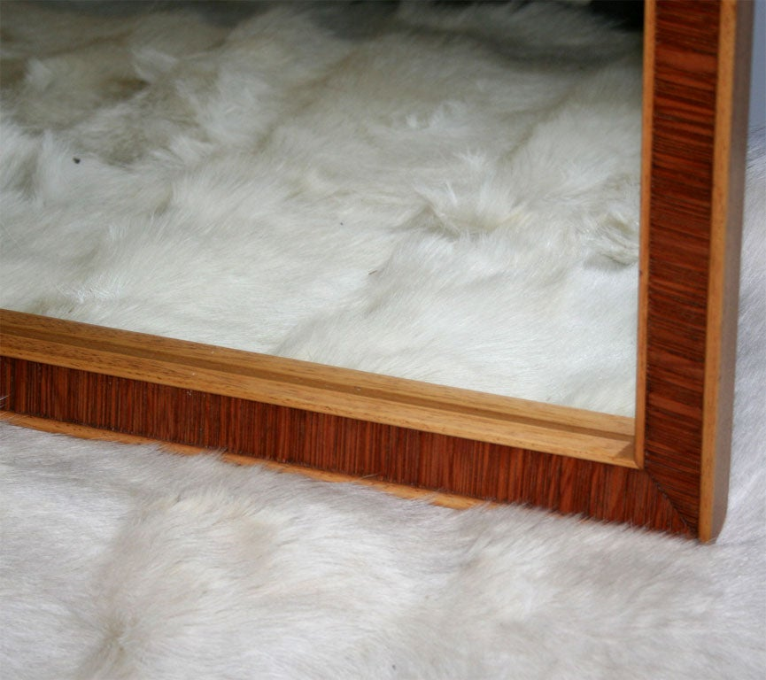 Pair of Mirrors by Paul Frankl In Good Condition For Sale In New York, NY