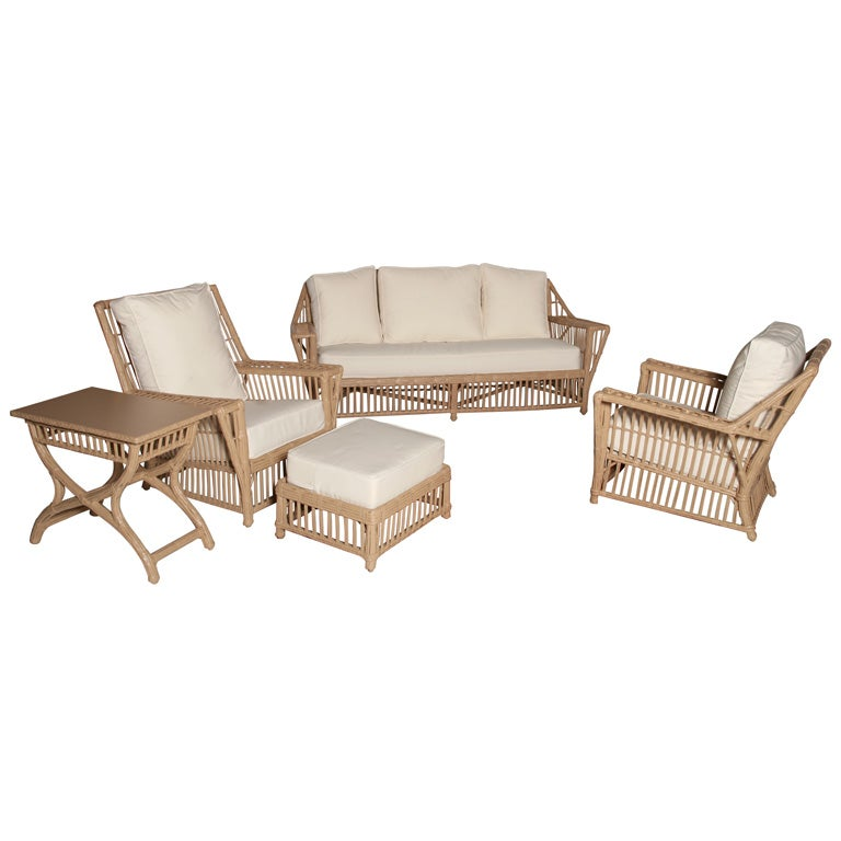 Fine and rare 5 piece karpen living room suite at 1stdibs for 5 piece living room furniture