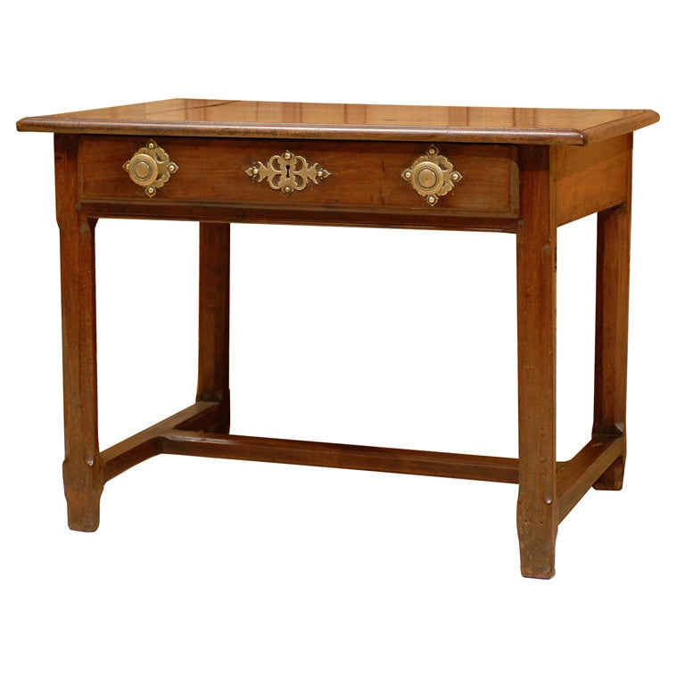 This antique french cherry side table is no longer available - 18th Century French Side Table C 1790 At 1stdibs