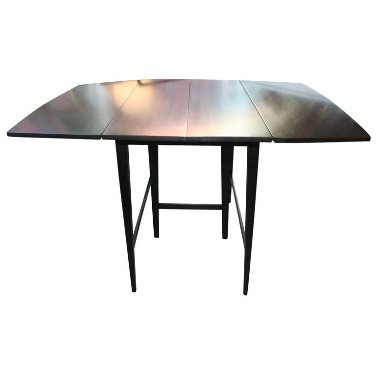Dining table drop leaf dining table small spaces - Modern drop leaf tables small spaces collection ...