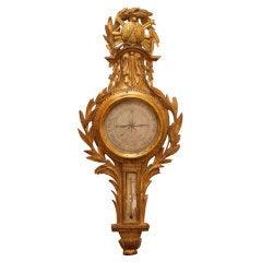 Louis XVI Barometer