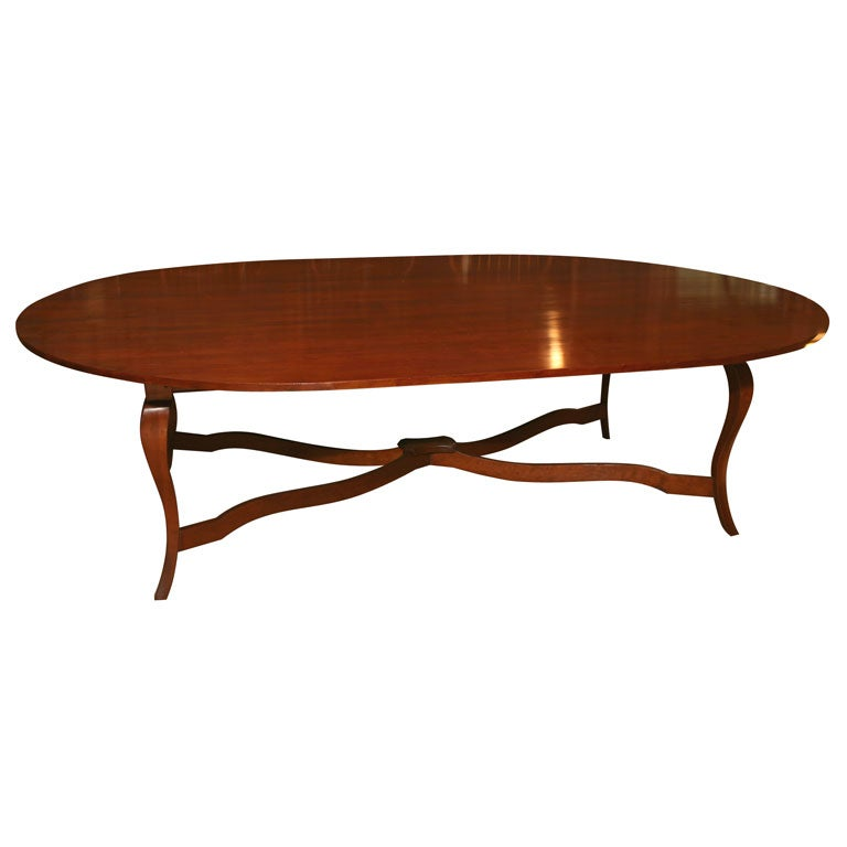 Oval table at 1stdibs : xIMG97210847 from 1stdibs.com size 768 x 768 jpeg 25kB