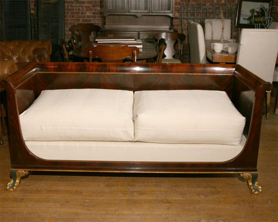 Empire Style Sofa Empire Style Sofa 1920 39 S American At