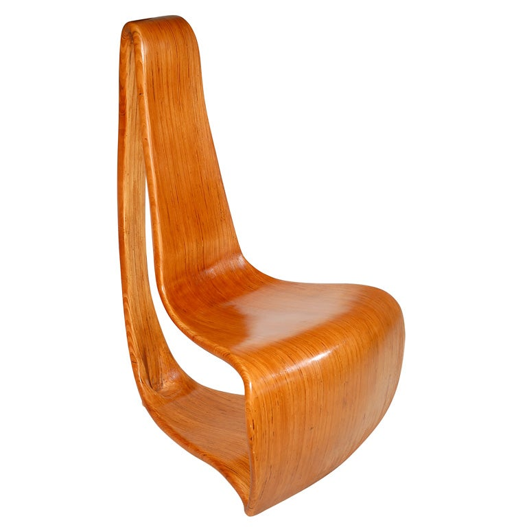 Pedal Chair By Stew Design At 1stdibs