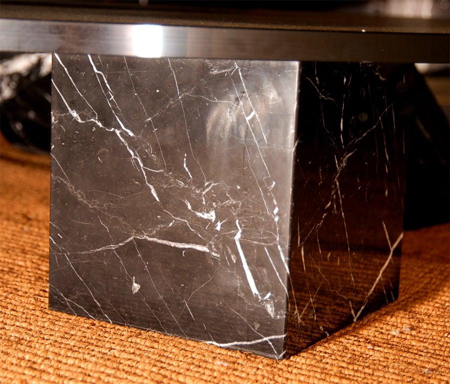 Vignelli Black Metafora Coffee Table 4