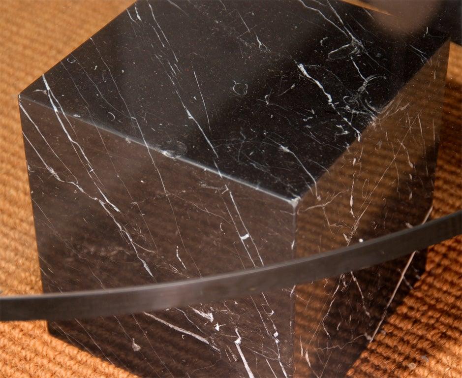 Vignelli Black Metafora Coffee Table 7