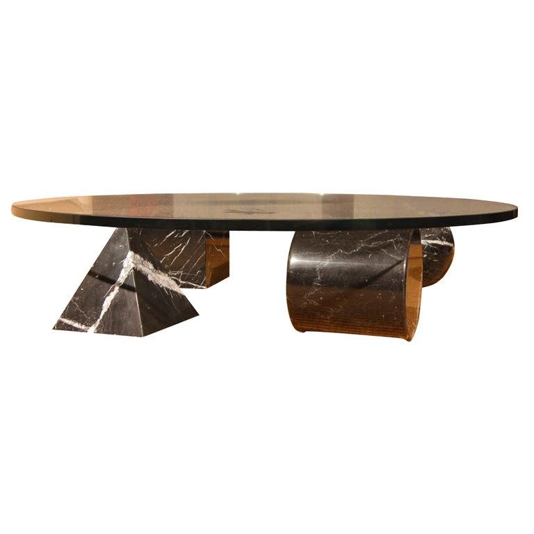 Vignelli Black Metafora Coffee Table 1