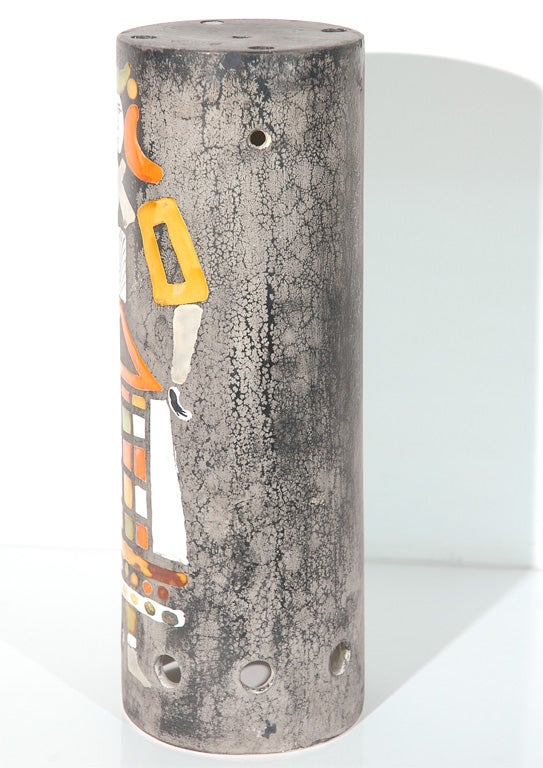 Ceramic Lamp Shade by Roger Capron 6