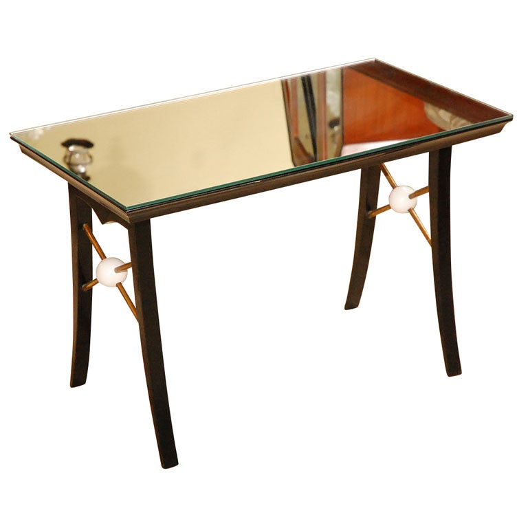 French 1940 39 s cocktail table for sale at 1stdibs for Cocktail tables for sale used