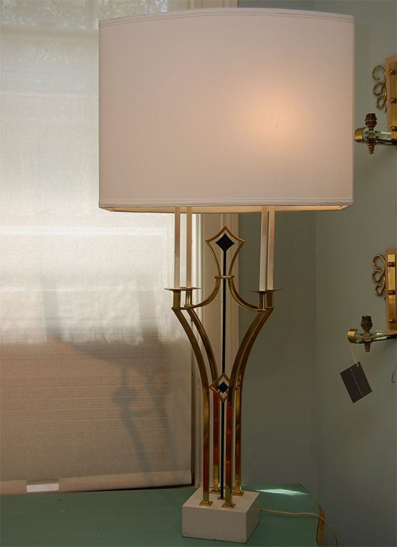 Tall Parzinger-Style Table Lamp 3