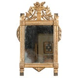 19th Century Framed Louis XVI Style Mirror