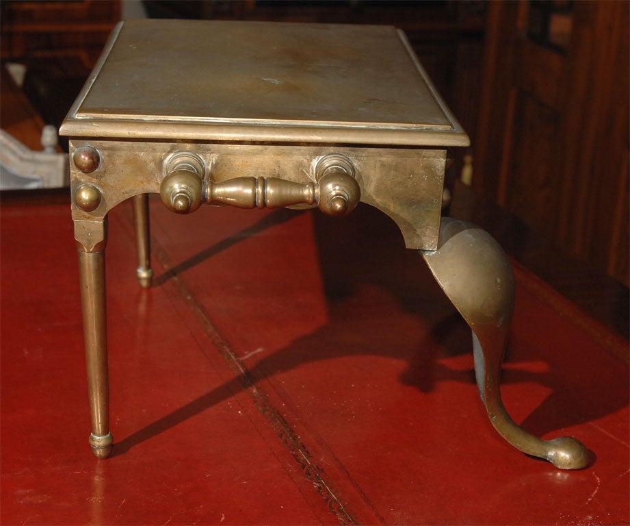 19th Century Brass Footman At 1stdibs